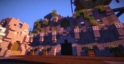 Greek // Ampitheatre Minecraft Map & Project