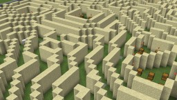 Adventerous labyrinth Minecraft Map & Project