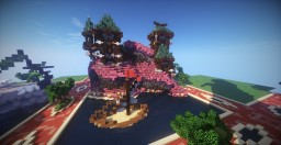Fantasy Plot 2 : 45x45 Minecraft Map & Project