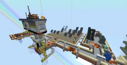 Sky Factory 3 The Power Plant (Crippled Survival Version) Minecraft Project
