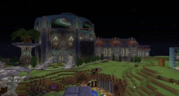 "Jackal's-Den 100% Survival Project ""The Library"" Minecraft Map & Project"
