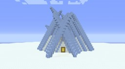 Fortress of Solitude Minecraft Map & Project