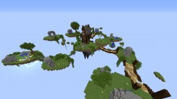 Withered skies Minecraft Project