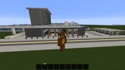 Bear Rail Regional Train Station Minecraft Project