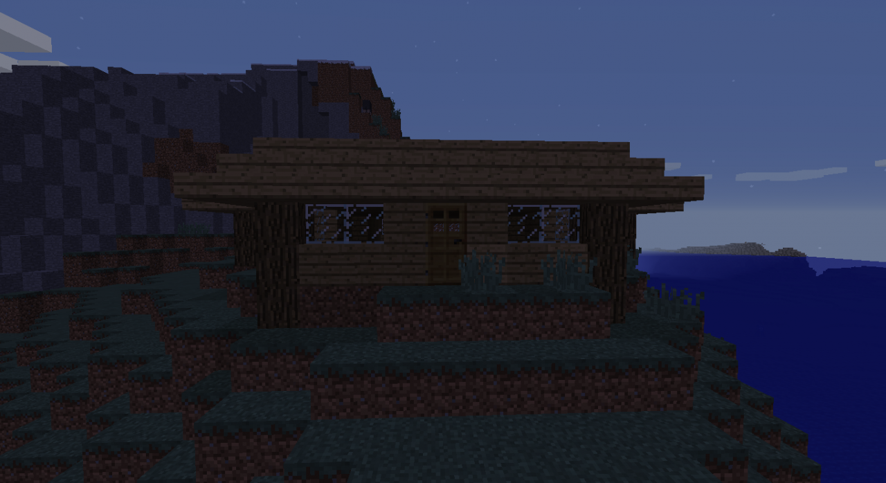 Very cool house minecraft project for Really cool houses