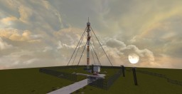 Cell Tower Minecraft Project