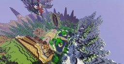 [Minecraft] SkyHub Minecraft Project