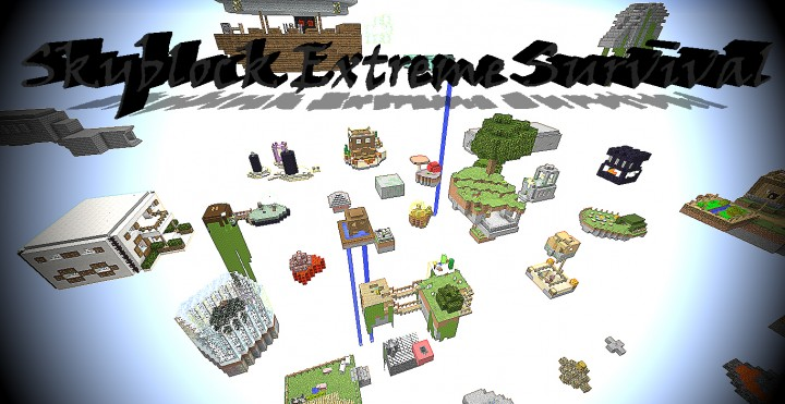 Skyblock Extreme Survival 1.12.2
