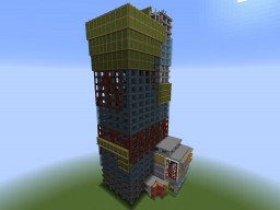 Mile High Club: GTA V Minecraft Map & Project
