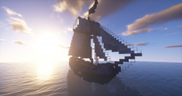 Small Sloop Minecraft Map & Project