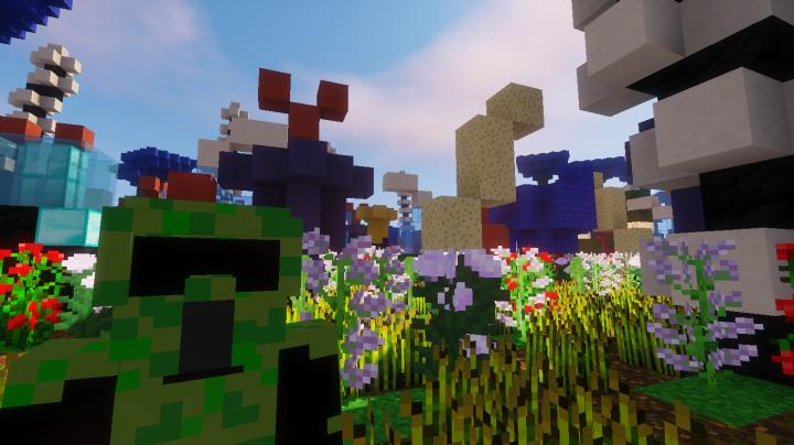 Felucia Minecraft Project
