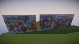 Mario Box Art Recreations