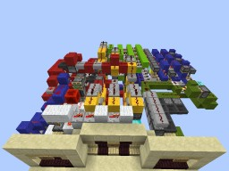 A Working Slot Machine on Minecraft