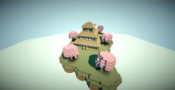 Chinese Floating Island 1.0 Minecraft Map & Project