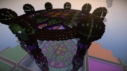 Out Mosaic Glass Minecraft Map & Project