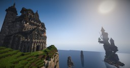 The old castle Minecraft