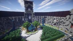 Le Palais de la guerre du ciel Minecraft Project