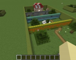 Super Steve Land Minecraft Map & Project