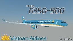 Airbus A350-900XWB - Vietnam Airlines [Tommist's Request] Minecraft