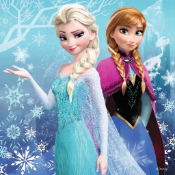 Anna and Elsa Poems Minecraft Blog Post
