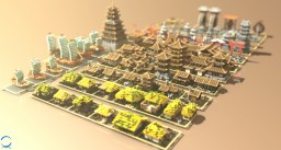 "[Oriental Build pack] + ""Download link"" Minecraft"