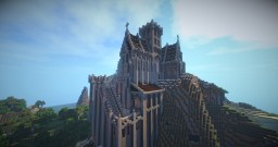 Cathedral - Progress 5 (DOWNLOAD INCLUDED) Minecraft Map & Project