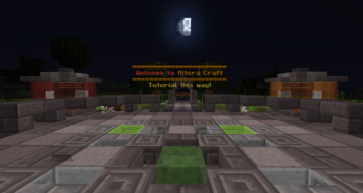 Welcome to Altera Craft!