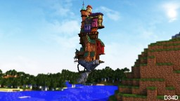 Magical Hotel Minecraft Map & Project