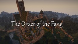 The Order of the Fang - Survival built Monastery Minecraft Map & Project