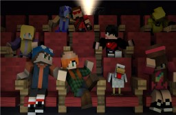 GravityFalls at the Theater   {Cherry} Minecraft Blog Post