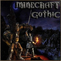 Gothic 2 in Minecraft Minecraft Map & Project