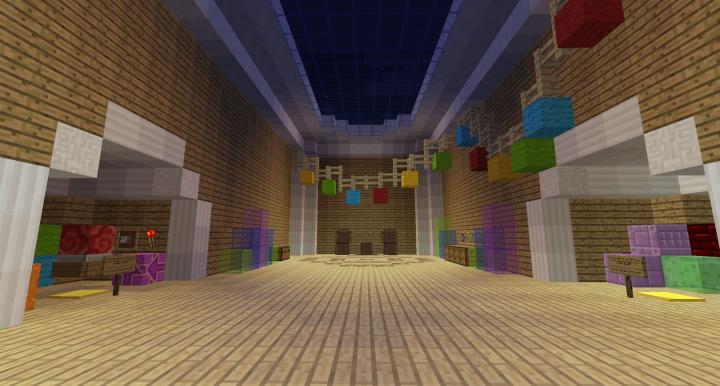 New Hub Area!