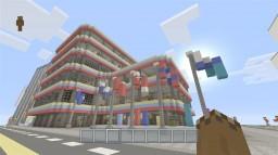 Federal Republic of Arctos Minecraft Map & Project