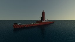 Nantucket Lightship No.23 (Fictional) Minecraft Map & Project