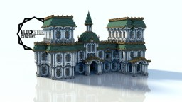 Baroque-Building │ Blockstorm Creations Minecraft