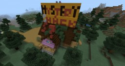 Mystery Shack MCPE (Gravity Falls) Minecraft Map & Project