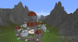 Some random stuff I built that never got uploaded Minecraft Map & Project