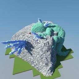 Frozen Lizard Minecraft Project