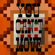 You Cannot Move Minecraft