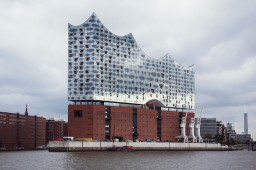Elbphilharmonie Hamburg - Concert Hall Minecraft Map & Project