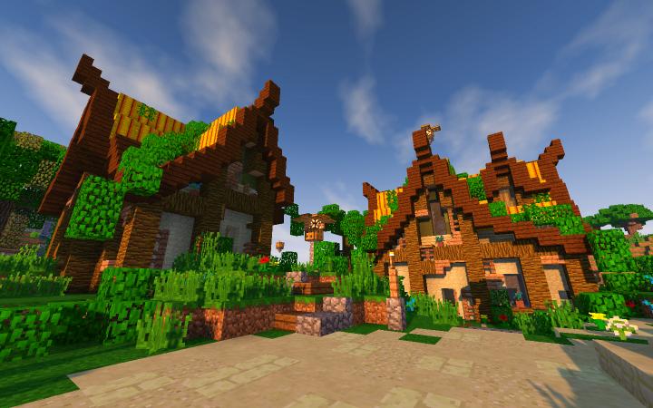 tiki craft minecraft server