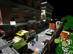 Area Raccoon City Minecraft Map & Project