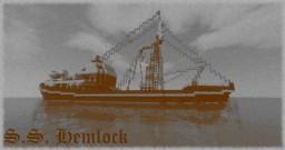 S.S. Hemlock Minecraft Map & Project