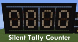 Silent Tally Counter