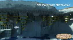 Western Air Temple   Rokucraft