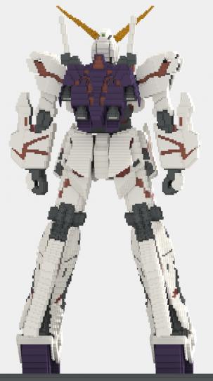 Unicorn Gundam 01