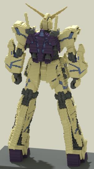 Unicorn Gundam 03 Phenex