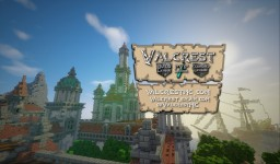 ➣ ➣ ➣ ➣ ♛ Valcrest ♛ | MCMMO | Fun + Competitive Towny Server | 70+ Play-To-Win Ranks Minecraft Server