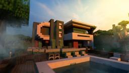 WhiteStar Mansion Minecraft