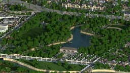 Kennedy Park - Greenfield Minecraft Project